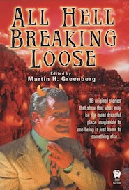 Cover of All Hell breaking Loose