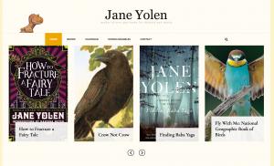 JaneYolen.com Site design by Adam Stemple