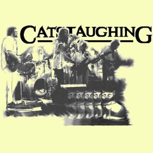 Cats Laughing Self-Titled DEbut