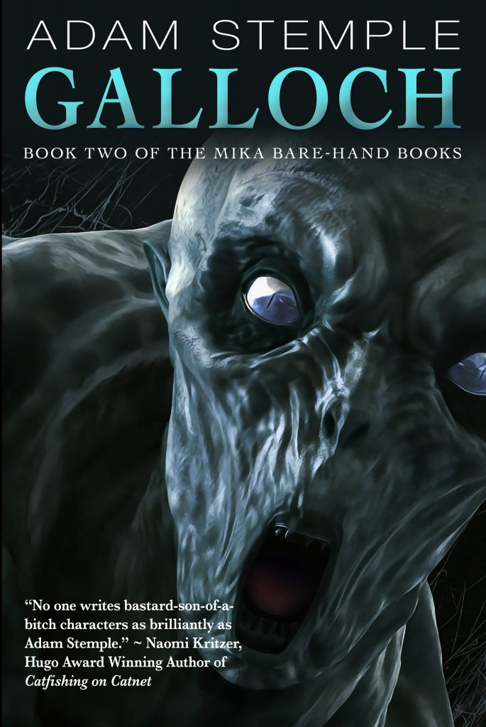 Cover of Galloch by Adam Stemple